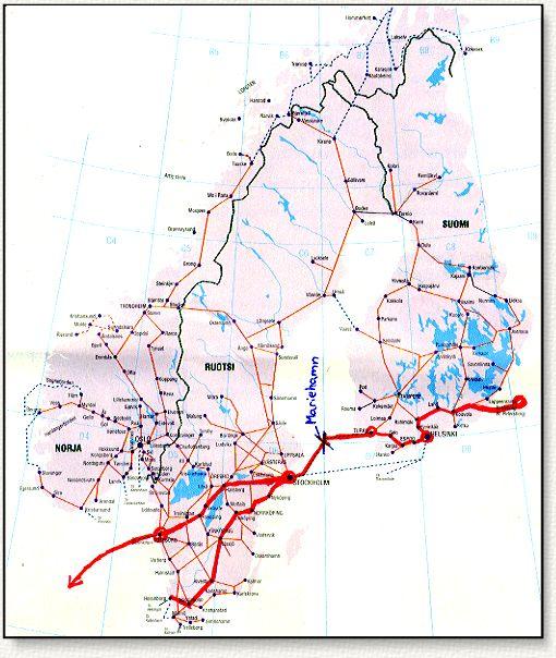 Western Europe Map. Western Europe Mission Trip.